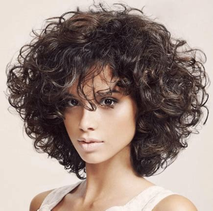 31 naturally medium length curly hairstyles