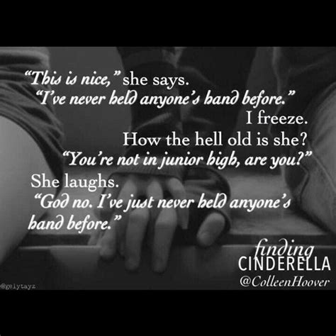 Finding Cinderella Colleen Hoover 17 best images about finding cinderella by colleen hoover on cinderella quotes