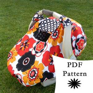 Patterns For Infant Car Seat Covers For Winter Best 25 Car Seat Cover Pattern Ideas On Car
