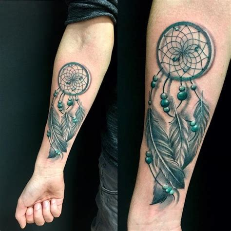 50 dreamcatcher tattoo best designs with meaning