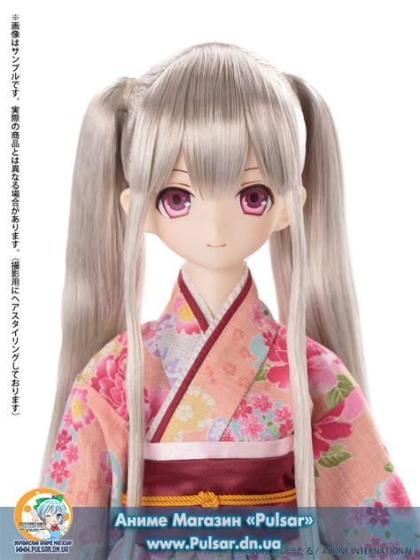 jointed doll neko jointed doll black series lilia yumemi