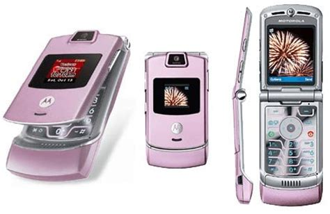 Motorola Canary Razr 2 Make It Pink by Motorola Razr V3c Pastel Pink Reviews Specs Price Compare