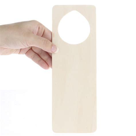 blank door hangers word door hanger template quot quot sc quot 1 quot st