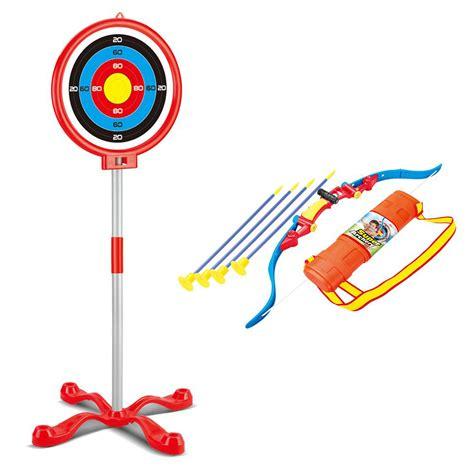 Set Rumbai Bow New large bow and arrow set arrows target archery