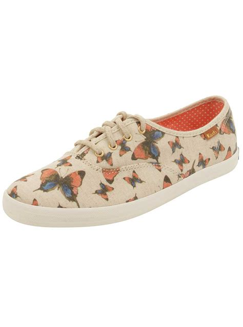 butterfly sneakers keds womens chion butterfly sneakers in