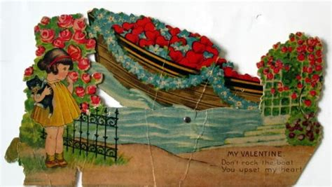 rock the boat upset march house books blog valentine you float my boat