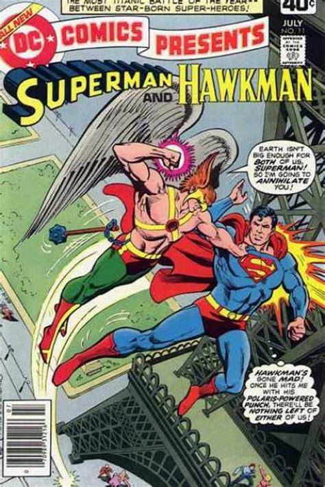 hawks vol 2 1978 1979 books dc comics presents covers