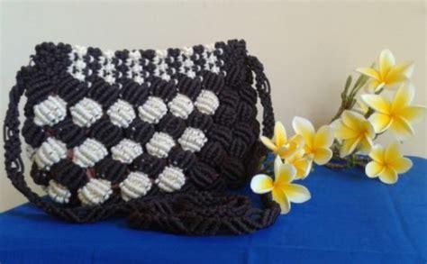 cara membuat tas tali kur motif jagung cara membuat tas tali kur motif jagung tips dani