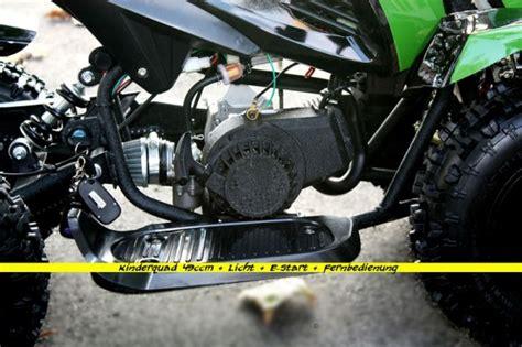 50ccm Motorrad Auf 25 Drosseln by Cobra 2 Maxi Kinderquad 50ccm 2 Takt Pocktquad Mit