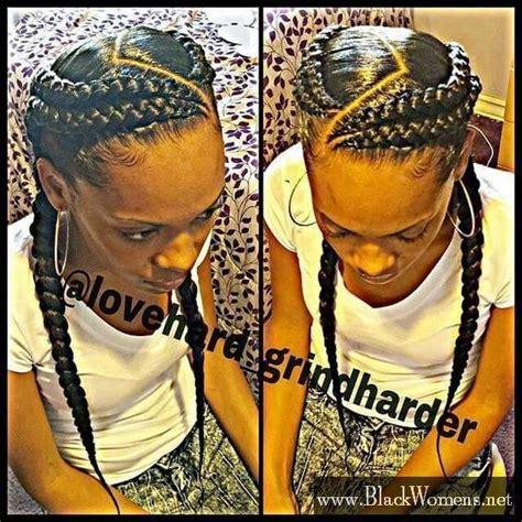 Afro American | 135 best 135 afro american hair braid styles of 2016
