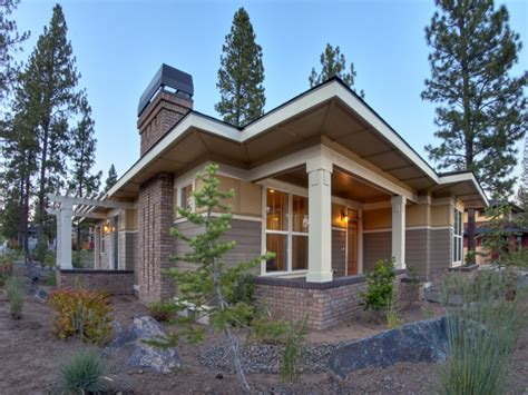 Craftsman Prairie Style House Plans by Rustic Craftsman Style Homes Small Prairie Style Home