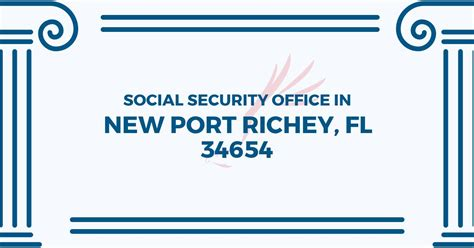 social security office in new port richey florida 34654