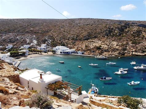 Low Country Houses by Sifnos Ammos Travel