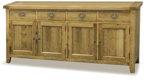 vancouver solid oak sideboard large furniture vd019 ebay