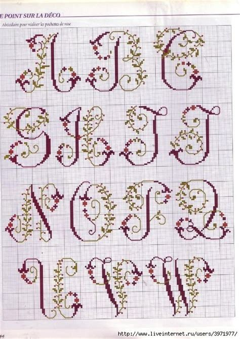 letters in the alphabet 312 best cross stitch abc images on punto 1459