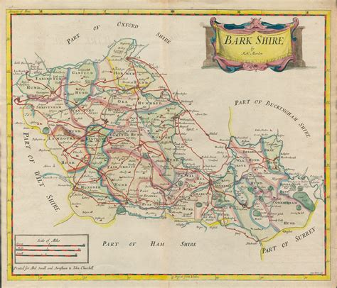 and antique prints and maps berkshire robert morden