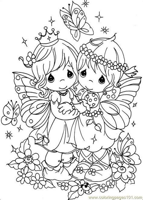 precious moments angel coloring pages to print coloring pages