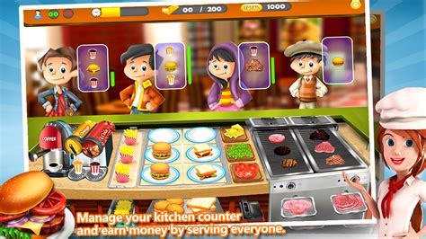 burger shop full version mod apk food street v 0 16 3 mod apk with unlimited coins and