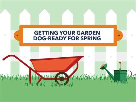 getting ready for spring 9 spring garden dangers tails com dog blog