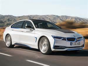 I5 Bmw Bmw I5 Rumored To Be A In Hybrid With Gt Design