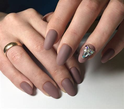 Nail And Design by Matte Nails 2018 Trendy Designs For Or Nails