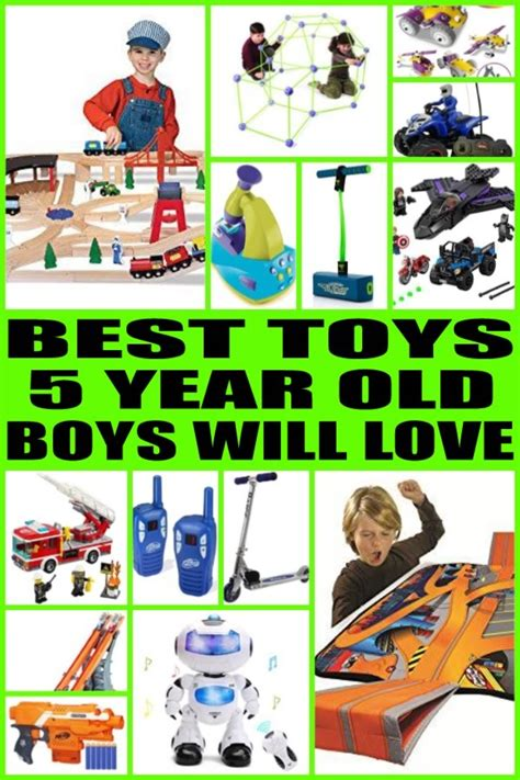 best boy birthdays for 5 year okds montreal best toys for 5 year boys