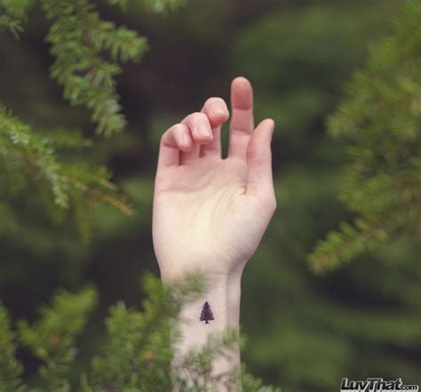 tiny tree tattoo 35 sweet wrist tattoos luvthat