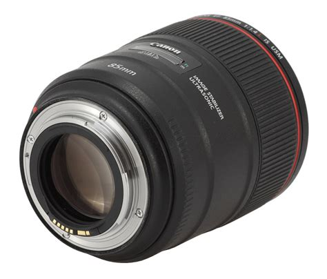 Canon Ef 85mm F 1 4l Is Usm canon ef 85 mm f 1 4l is usm review build quality and