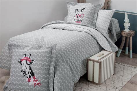 linge de lit ado ou enfant bunny tradilinge