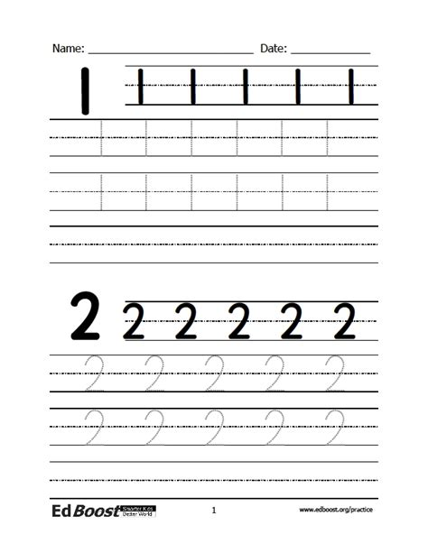 practice printing numbers 1 10 number practice 7 coloring pages