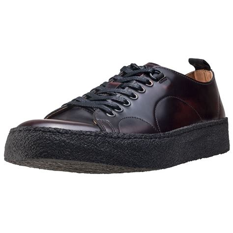 fred perry  george  premium creeper unisex shoes