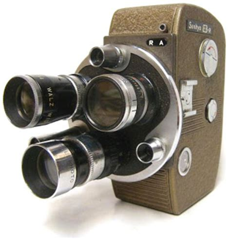 charliequins things for sale: sankyo 8 r vintage film camera
