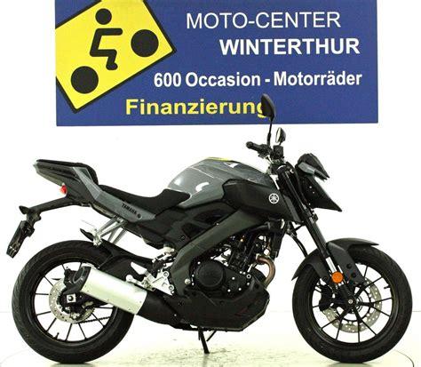 125 Ccm Motorrad Abs by Yamaha Mt 125 Abs 125 Ccm Motorr 228 Der Moto Center