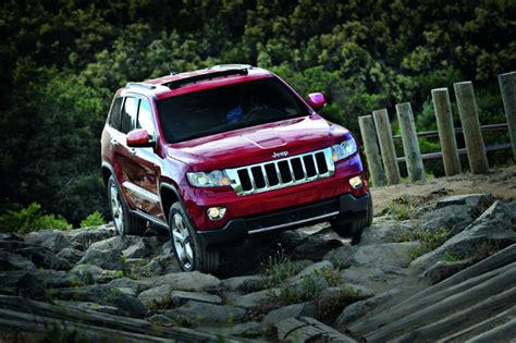 Jeep Brand Jeep 174 Brand Nabs Another Award The Jeep