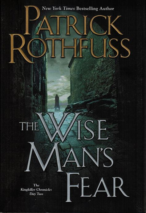 by patrick rothfuss the wise mans fear finious s folly non vi sed arte et cor not by force