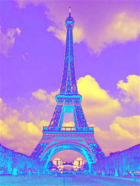 Garskin Balckberry Tour fruition shop eiffel motive