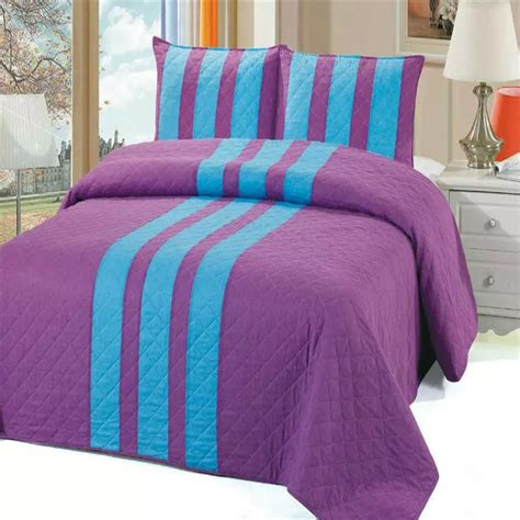 Purple Quilted Bedspreads by Popular Purple Quilted Bedspread Buy Cheap Purple Quilted
