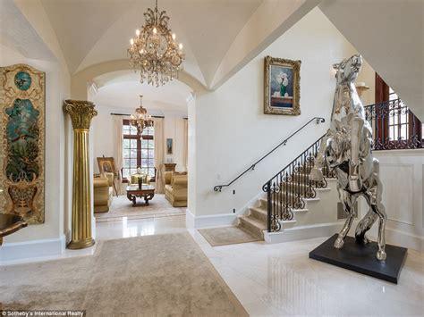 Chandeliers For Girls Bedrooms Greek Billionaire Puts His 35m Beverly Hills Villa Up For