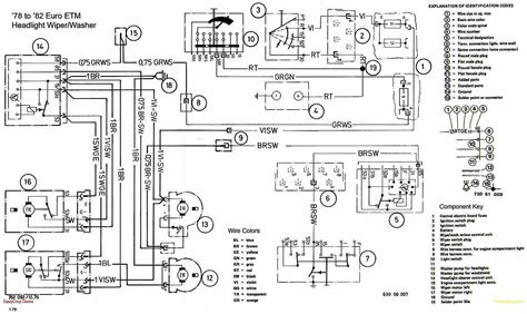 bmw e30 light switch wiring diagram e free