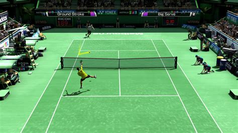 best tennis for ps3 virtua tennis 4 playstation 3