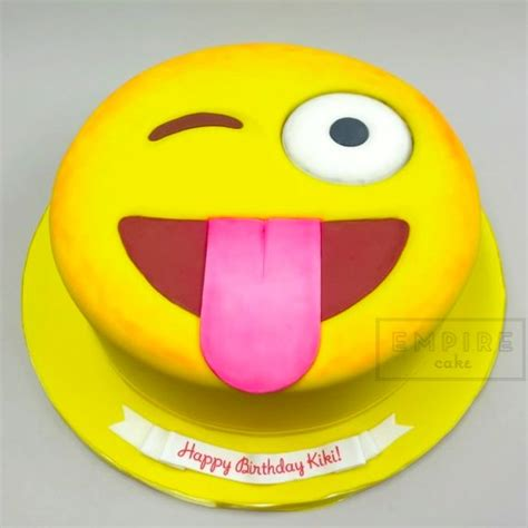 emoji cake emoji birthday cake from empire cake birthday cakes