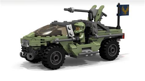 lego halo warthog halo warthog moc render 1920x1080 lego