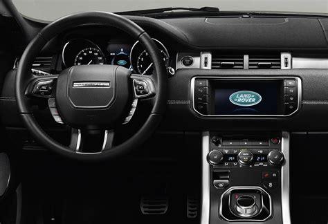 Interior Range Rover by Range Rover Evoque 2016 Interior 03 Noticias Coches