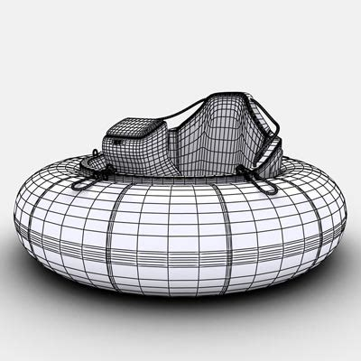 boat seat bumpers 3d model one seat bumper boat 29 95 buy download