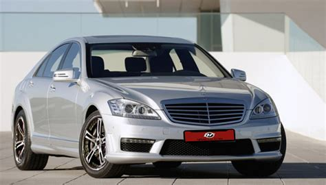 Mercedes S550 Accessories by Mercedes W221 S63 2011 Style Update Kit For S550 2007
