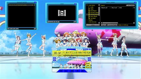 live themes love anime win skin love live school idol project v2 by