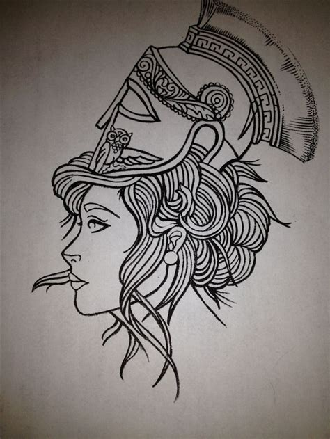 goddess tattoo designs my athena quarter sleeve athena tattoos ink