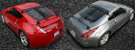Roof Rack 350z by 370z Roofrack System 370z General Discussion Nissansportz