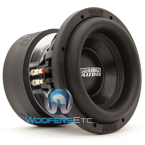 Speaker Subwoofer sundown audio