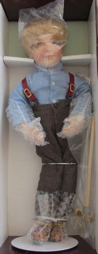ashton drake little house on the prairie dolls little house on the prairie porcelain almanzo wilder doll